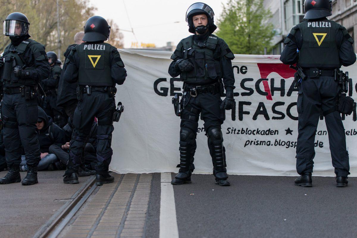 Die Stadt Leipzig, Twitter und *istische Hufeisen